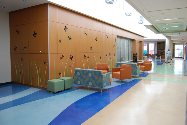 Niswonger Childrens Hospital 5