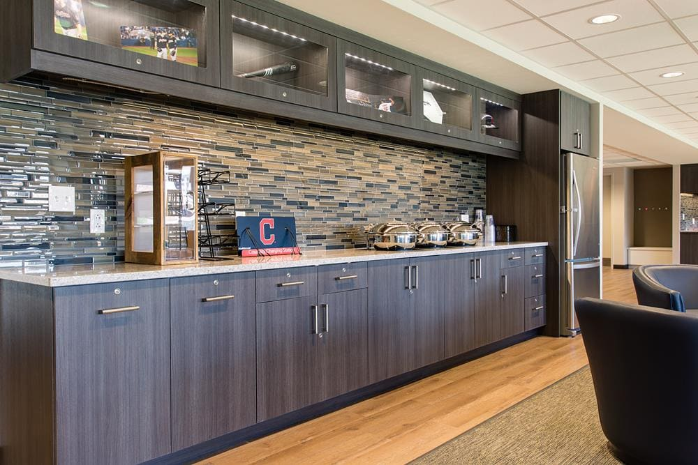 Progressive Field Suites 10