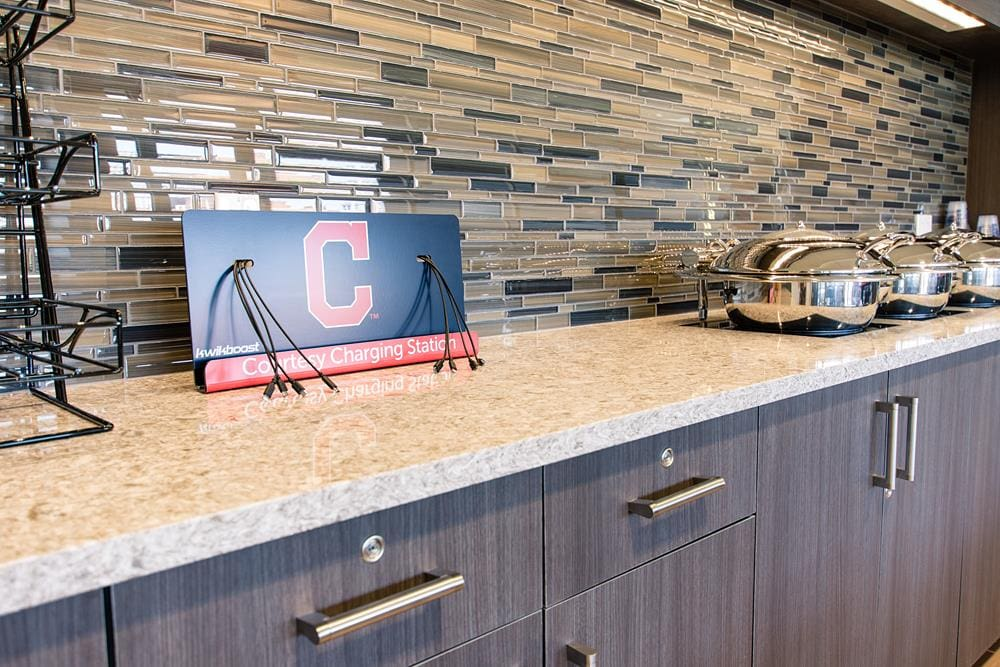 Progressive Field Suites 11