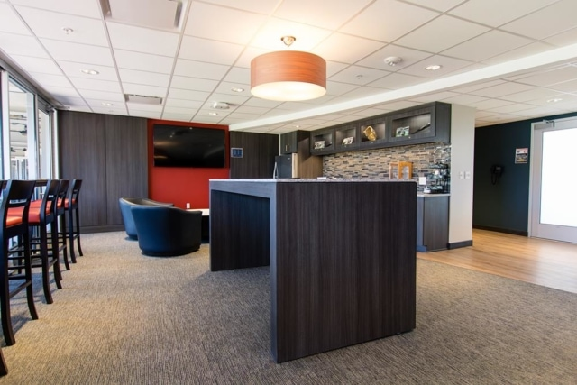 Progressive Field Suites 13