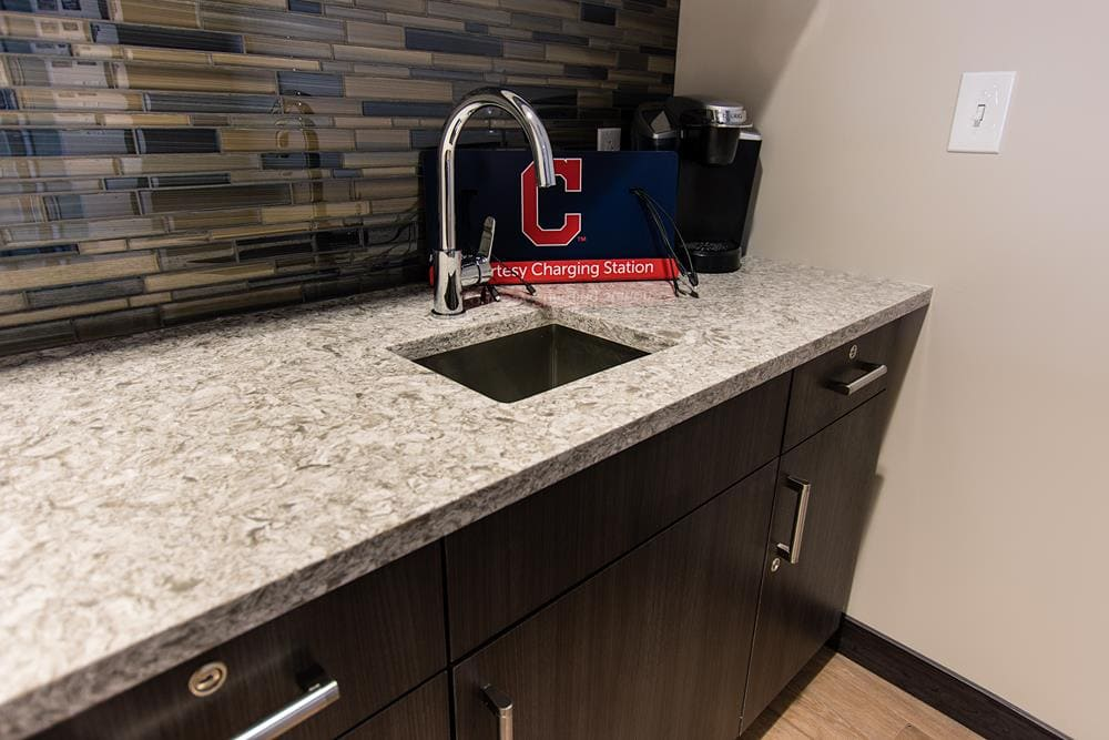 Progressive Field Suites 18