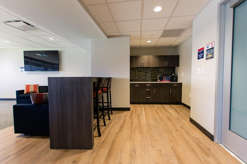 Progressive Field Suites 2