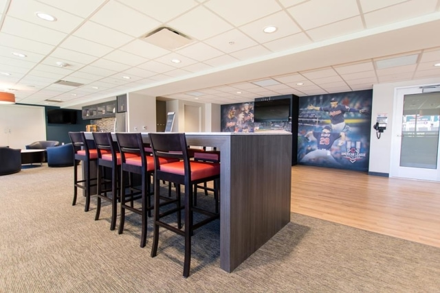 Progressive Field Suites 4