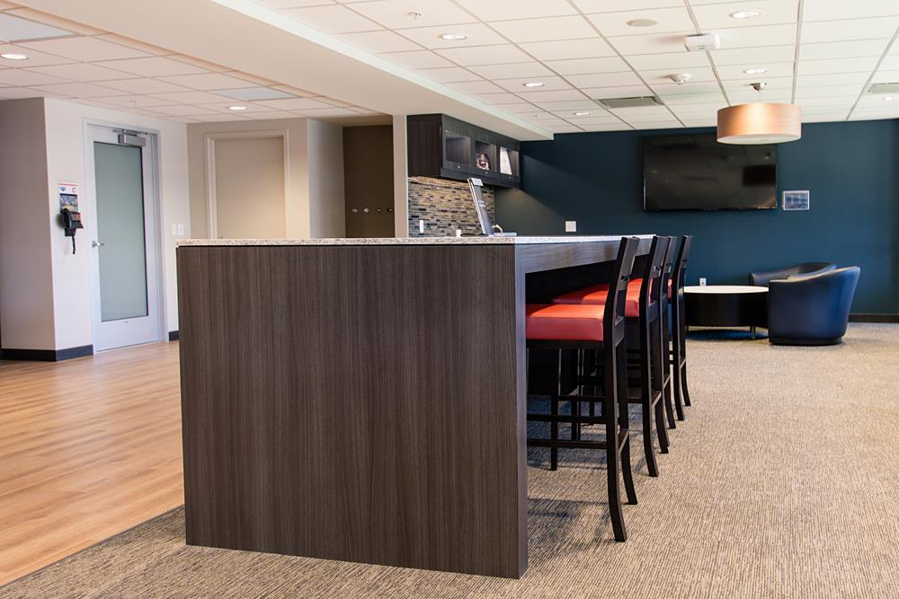Progressive Field Suites 5