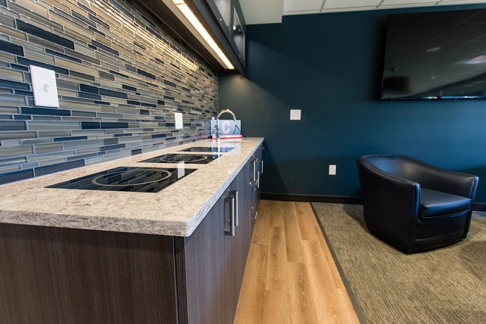 Progressive Field Suites 7