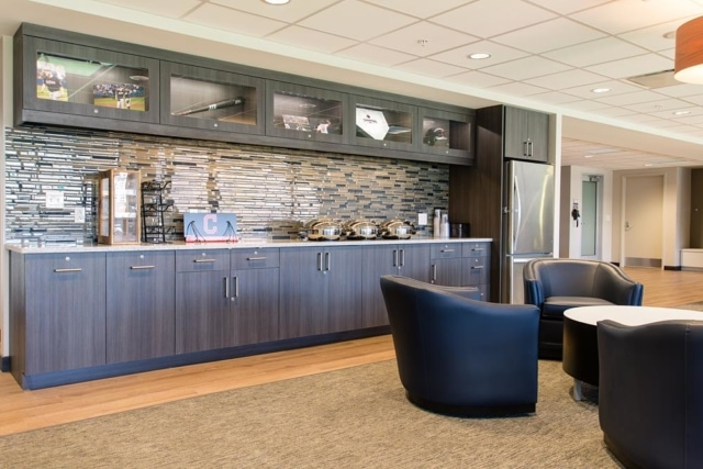 Progressive Field Suites 9